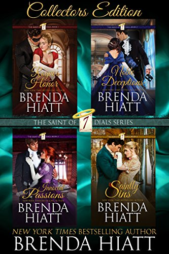 Book: The Saint of Seven Dials - Collector's Edition by Brenda Hiatt