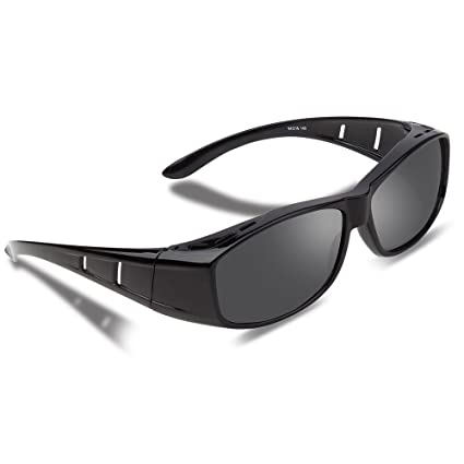 f6a6bc607739 Image Unavailable. Image not available for. Color  Ewin O01 Polarized  Overglasses
