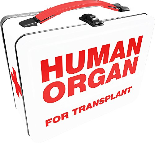 Aquarius Human Organ Large Gen 2 Tin Storage Fun Box (Two Organs)