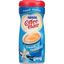 Coffee-Mate French Vanilla Powdered Coffee Creamer, 15-Ounce Package