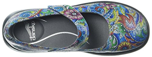 Mujer Dansko Mosaic para Willa Leather DanskoWilla Cqtq6