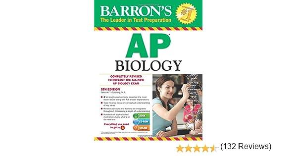 Amazon barrons ap biology with cd rom 5th edition amazon barrons ap biology with cd rom 5th edition 9781438075181 deborah t goldberg ms books fandeluxe Images