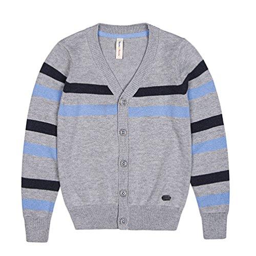 Uniform Sweater Coat - 9