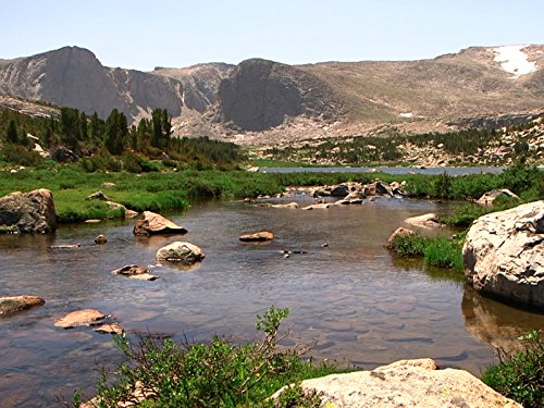 (Heart of the Wilderness: Wyoming's Wind River Range)