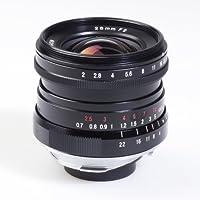 Voigtlander Ultron 28mm f/2.0 Manual Focus M Mount Lens
