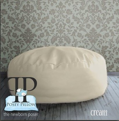 Posey Pillow Studio Size Newborn Poser (bean bag fill not included) by Posey Pillow