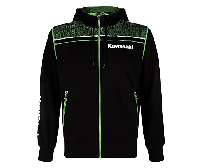 Sweatshirt Hooded Jacke Kawasaki Jacke Sweatshirt Hooded Kawasaki Sports Kawasaki Sports v8N0Onwm