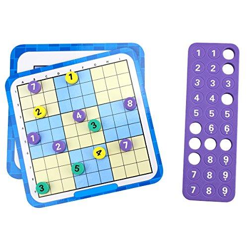 LIKIQ 数独ゲーム 9~81ブロック マグネット付き ポータブルセットの商品画像