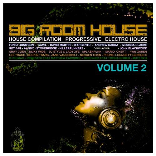 Sheeva Best of Big Room House, Vol. 2 (Best Big Room House)
