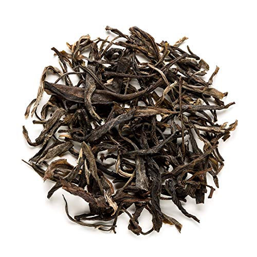 Sheng Pu-erh Tea From Yiwu - Young Pu erh Tea - Pu-Erh Naked Tea Yunnan China - Chinese Pu Er Or Pu-erh Green Tea - Puh Er 100g 3.5 Ounce