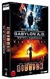 Babylon A.D. + Les chroniques de Riddick : Coffret 2 DVD