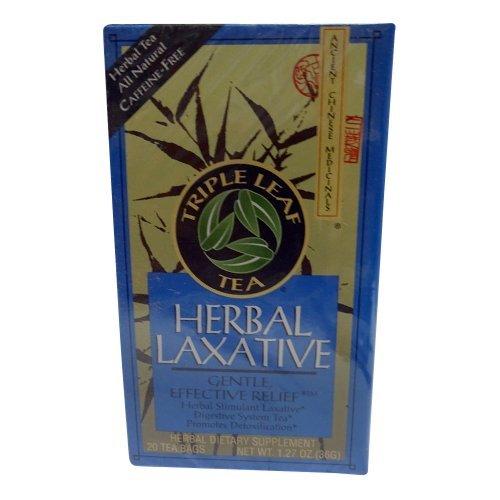 Triple Leaf Herbal Laxative Pack