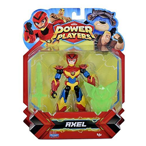 Power Players Axel Basic Figure