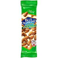 12-Pack Blue Diamond Almonds, Whole Natural, 1.5 Ounce