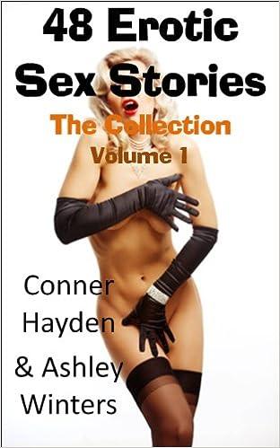 Epub gratis nedlasting 48 Erotic Sex Stories PDF by Conner Hayden