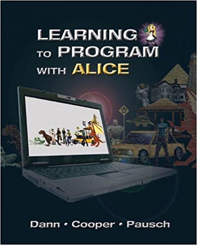 Amazon learning to program with alice w cd rom ebook amazon learning to program with alice w cd rom ebook wanda p dann randy pausch kindle store fandeluxe Epub