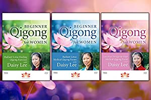 Beginner Qigong for Women: Radiant Lotus Rises Medical Qigong Form with Daisy Lee ** BESTSELLER**2018 from YMAA
