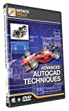 Advanced AutoCAD Training DVD - Tutorial Video. Over 10 Hours of High Quality Training