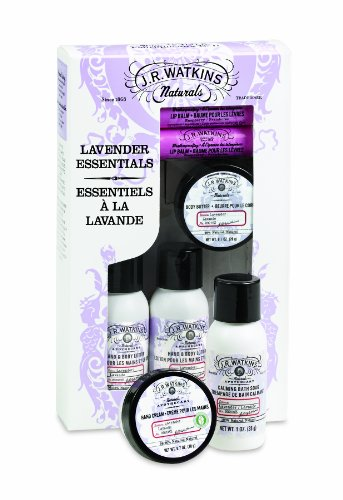 J.R. Watkins Skin Care Kit, Lavender Essentials