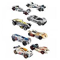 Mattel CKJ41 - Star Wars Hot Wheels asst