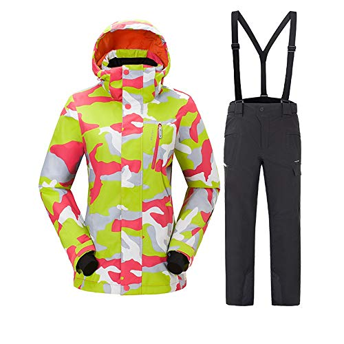 Nieve Hombres Tamaño Para C6 S De Mujer Traje Parejas Esquí color Conjunto C5 Exterior Bw08xPZH
