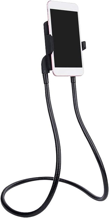 Hemobllo Soporte de Teléfono Celular Móvil Flexible Universal para ...