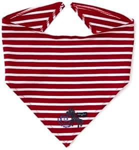 Kanz - Pañuelo para niño rojo de 100% algodón, talla única