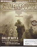 GameInformer The World's #1 Computer & Video Game Magazine (Call of Duty 4: Modern Warfare, Splinter Cell Conviction, The Last Remnant, Rise of the Argonauts, June 2007, Volume XVII, Number 6, Issue 170)