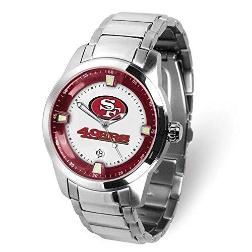 NFL FOOTBALL Gametime San Francisco 49ers Titan Watch