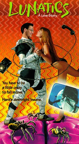 Lunatics a Love Story [VHS]