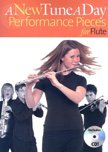 A New Tune a Day - Performance Pieces for Flute (Day Flute)