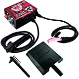 Mini Maquina de Solda Inversora MMA Portátil com Display Digital USK