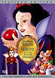 Snow White and the Seven Dwarfs (Platinum Edition, 2 Discs)