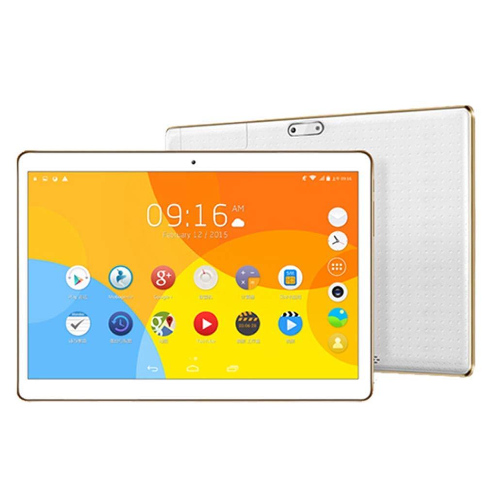 10,1 Zoll Android 6.0 3G Quad-Core-Tablet 1 GB + 16 GB Dual-Kamera Wifi Bluetoot mit WIFI, Qualitätssicherung, Test-Verkäufe sind sehr gut (white) Qualitätssicherung Lanspo_Mobile phone store