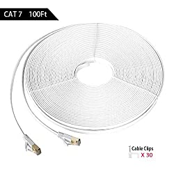Image of the product 100ft Shielded Cat 7 High that is listed on the catalogue brand of Sumlink Direct.