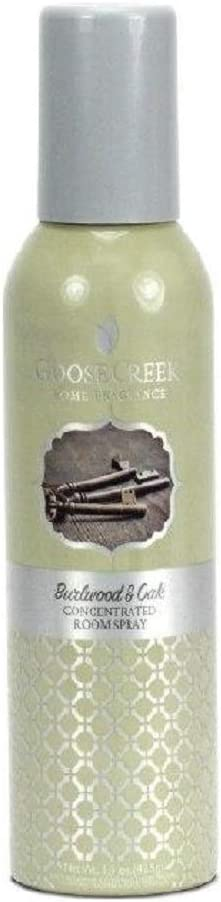 Goose Creek Burlwood & Oak Concentrated Room Spray 1.5 Ounce