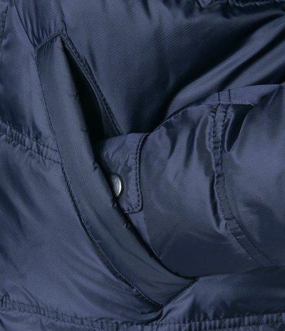 JOOP! Herren Jacke Jack Mikrofaser modisches Langarmoberteil Unifarben, Größe: XL, Farbe: Blau