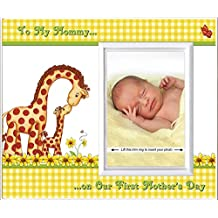 """First Mother's Day Picture Frame Gift 