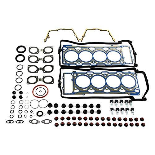 - DNJ HGS864 MLS Head Gasket Set for 2002-2008 / BMW / 545I, 645CI, 745I, 745LI, X5 / 4.4L / DOHC / 32v / N62, N62B44