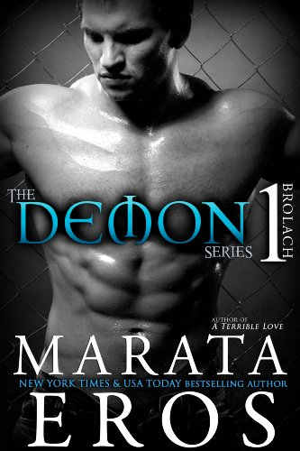 Brolach (#1): Dark Alpha Vampire Paranormal Menage Romance (The Demon Series) by [Eros, Marata]