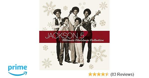 jackson 5 ultimate christmas collection amazoncom music - The Jackson 5 Have Yourself A Merry Little Christmas