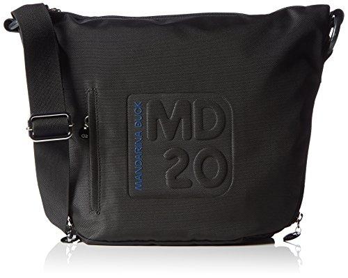 Mandarina Duck Md20 Umhängetaschen Black 651 Z4uIC2s8jR
