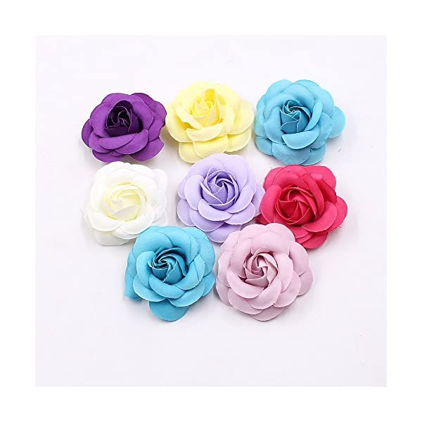 Artificial-Flowers-Fake-Flower-Heads-in-Bulk-Wholesale-for-Crafts-Rose-Head-Silk-Rose-Bud-Wedding-Decoration-DIY-Party-Home-Decor-Wreath-Headdress-Accessories-20pcs-5cm