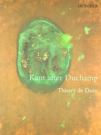 Kant after Duchamp