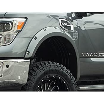 RDJ Trucks PRO OFFROAD Bolt On Style Fender Flares