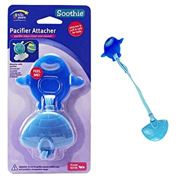 Amazon.com: soothie Chupete attacher – Pingüino con Igloo ...