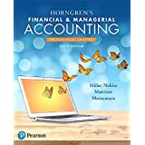 Horngren's Financial & Managerial Accounting, The Financial Chapters (6th Edition)