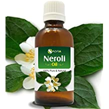 NEROLI OIL 100% NATURAL PURE UNDILUTED UNCUT ESSENTIAL OILS 15ML