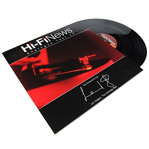 HIFI NEWS Test LP Producer's Cut