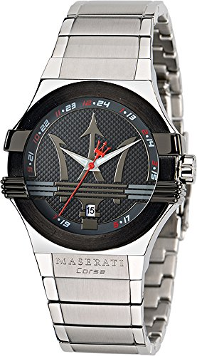 Maserati potenza R8853108001 Mens quartz watch
